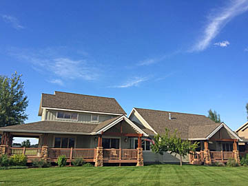 The Pointe Paired or Patio Homes at The Powder Horn Realty
