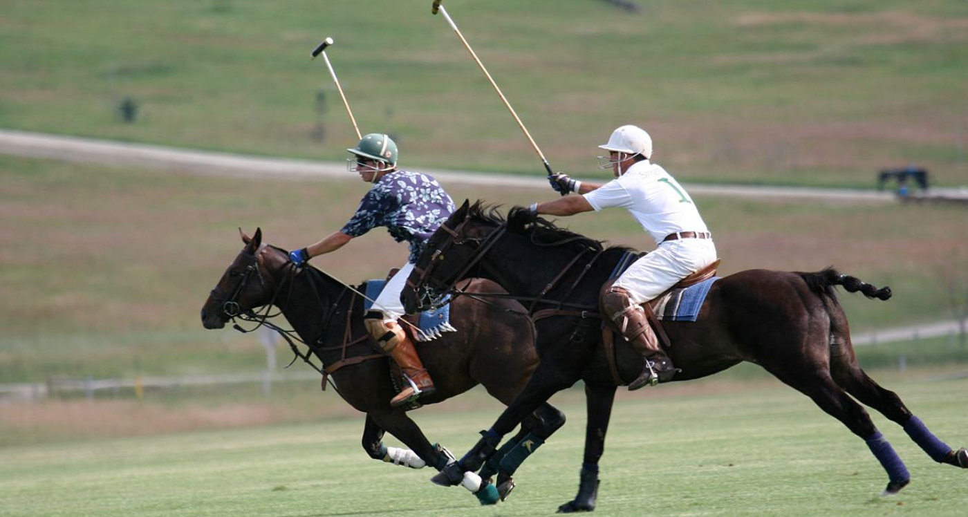 Powder Horn WY Polo Match