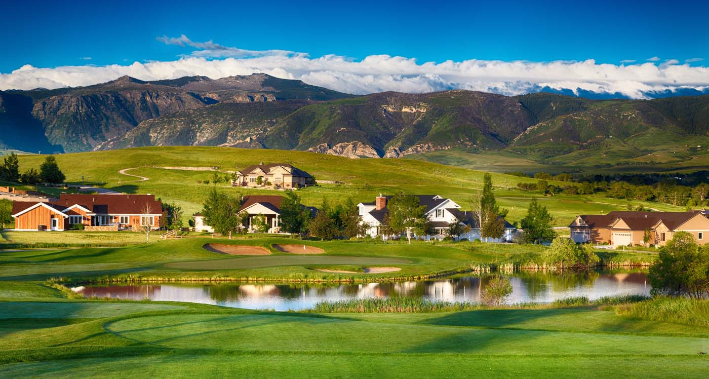 Powder Horn WY Golf Community